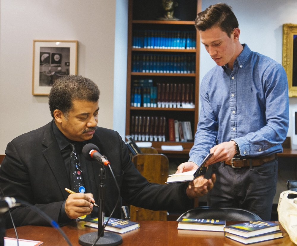 Interview with Neil deGrasse Tyson on the  North Star Podcast