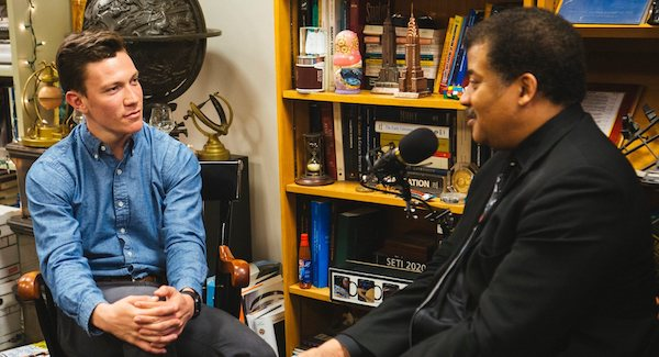 My Interview with Neil deGrasse Tyson